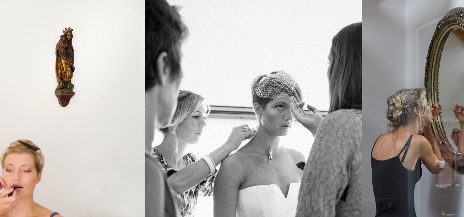 Prachtige trouwfotografie aan de hand van bruidsfotograaf Sophie de Kort. Afgestudeerd aan de fotoacademie te Amsterdam.